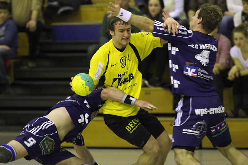 Tv 1860 petterweil handball for Koch oberursel